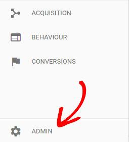 click admin